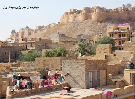 Jaisalmer, the desert city