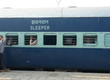 Inno all'India, al viaggiare, alla vita – Viaggio zaino in spalla con bus e treni locali