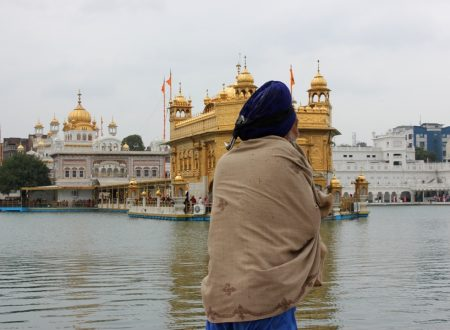 India – Sleeping in the Golden Temple of Amritsar