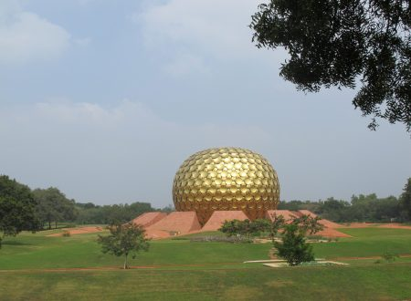 Auroville – Impressions about this famous experimental City