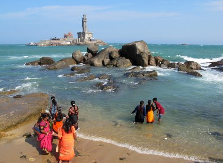 Kanyakumari – Al punto più a Sud dell'India peninsulare!
